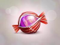 Lollipop Vector Icon