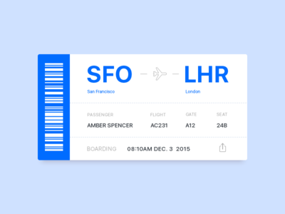 Day 24 - Boarding Pass (PSD)