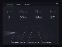 Day 34 - Car Interface