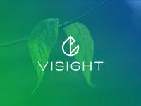 Minimal Logo Design for VISIGHT