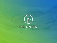 Minimalist Logo Design for PEXMON