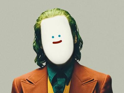 Joker Portrait - Ignorant Doodle