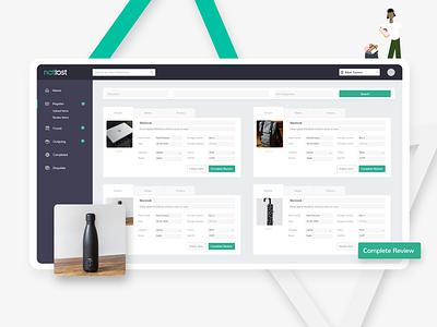 NotLost - SaaS Lost Property - Case Study case study web ux ui app product platform design product management