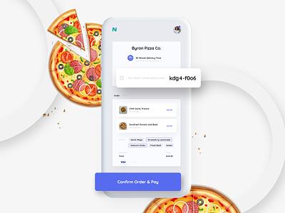 Nosh - Gamified Food Delivery App xd commerce ux social ui product management product platform design app