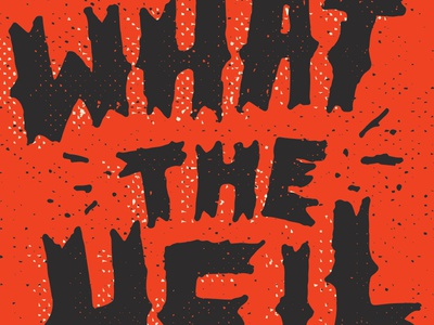What The Hell ! hell what texture desktop wallpaper