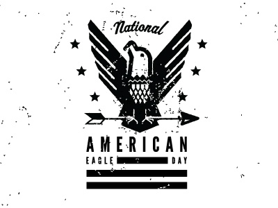 National American Eagle Day holidays of june