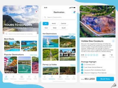 Explore Mauritius