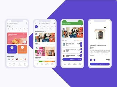 Same-Day Delivery App: Products