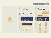 #21 Daily UI - Smart Home