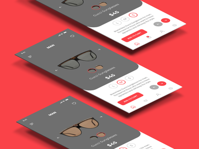 DailyUI 033 customize product shopping app ecommerce app gucci dailyui033 daily ui 033 branding dailyuichallenge mobile app app design design dailyui ux ui