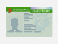 Green Card - test