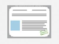 Naturalisation Certificate - N560