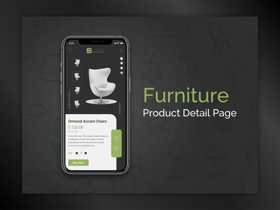 e commerce furniture product