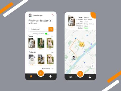LOST - Mobile App