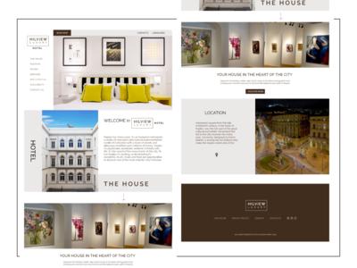HILVIEW - Website Design