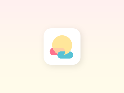 Weather App icon - Daily UI