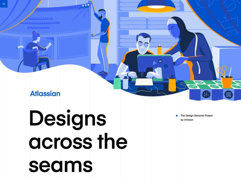Atlassian report for The Design Genome Project
