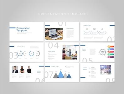 Presentation template company profile ux ui design artwork vector illustration illustration pitch deck design pitch deck pitchdeck presentation template presentation design presentation