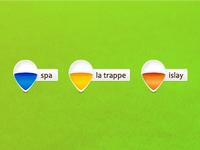 iPad Liquid Map Pin (free PSD)