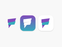 Logo & App Icon For Delivery Application