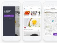 Flick | Delivery App