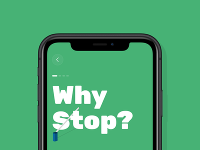 Ticketless Parking android branding ui ux ios app projectmind clean