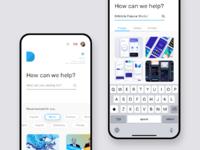 Search engine design   mobile