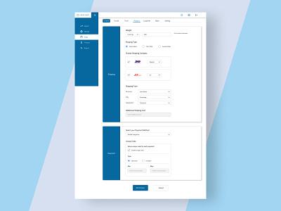 Inventory Management - Scroll 3 report finance shopping market inventory management desktop ui uiux uidesign 2d