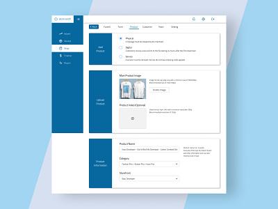 Inventory Management - Scroll 1 report finance shopping market inventory management desktop ui uiux uidesign 2d