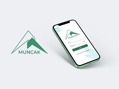 Main Cover ticket booking booking app hiking branding illustration logo mobile ui mobile app design uiux uidesign 2d