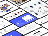 Tonna HTML Template UI Blocks