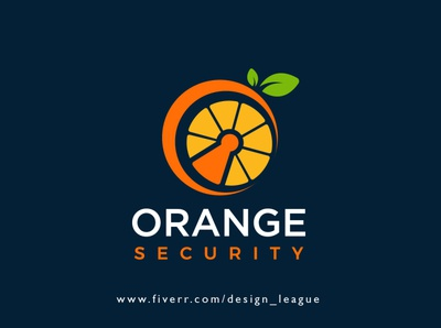Orange Security Logo