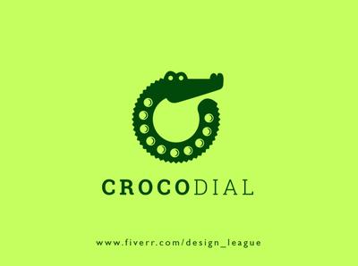 CrocoDial Logo