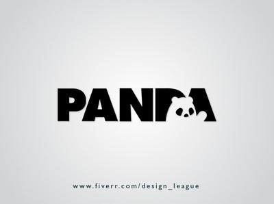 Creative Panda Logo Design