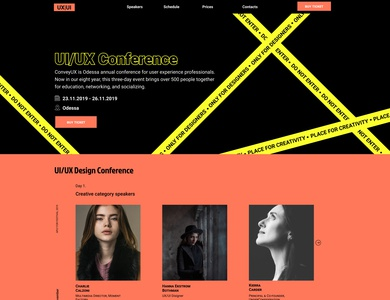 UX/UI Conference