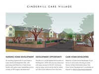 Cinderhill Care Village - Web Site