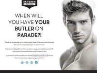 Butlers on Parade