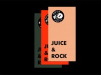 Unique logo brand