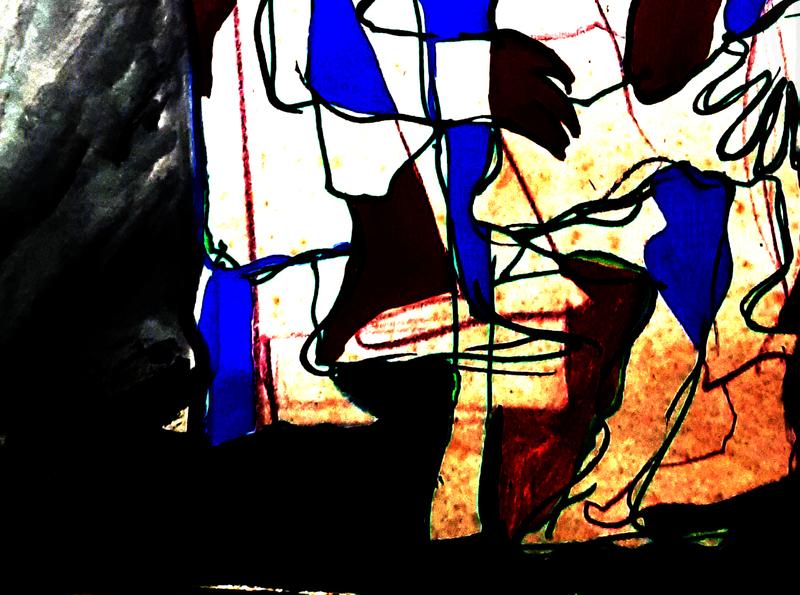experimental drawing design artist experimental drawing art