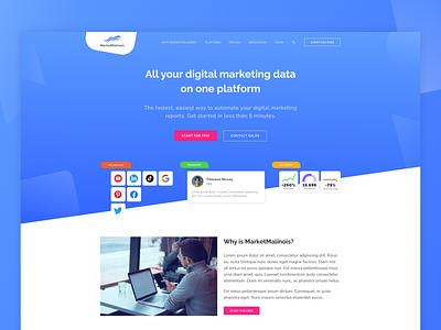 Product website minimal logo branding website concept website design product website web nickrybak ui figma design
