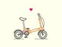 Top-One Folding Bike