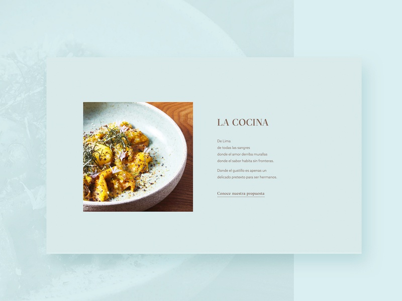 Astrid & Gastón interaction navigation restaurant gourmet design webdesign ux peru website web ui
