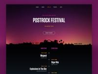 Festival Line Up