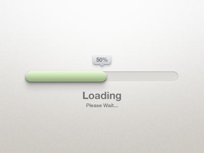 Loading Bar loading bar loading ui user interface progress