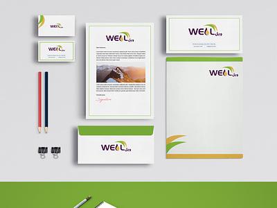 Company Branding Design resume letterhead invitation flyer brand identity branding design design