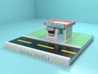 3D CoffeeShop