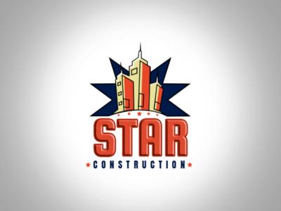 # Star construction logo.