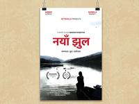 Poster of Nepali Short Film 'Naya Jhul'