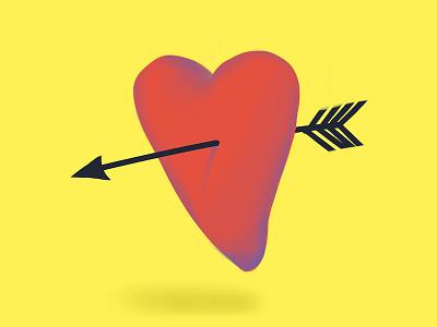 ❤️ procreate pencil ipad arrow heart