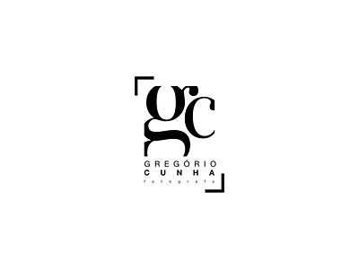 Gregório Cunha Fotógrafo photologo typography portugal madeira island graphic design creative agency oneline branding design logo 2020 trend